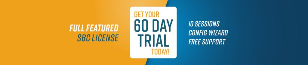 Full Featured 60 day licenses are available with free installation support.